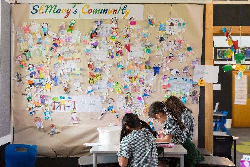 International Students, St Mary's Catholic School Tauranga